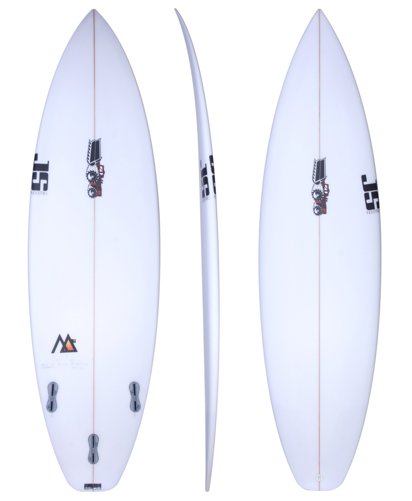 js industries monsta surfboard
