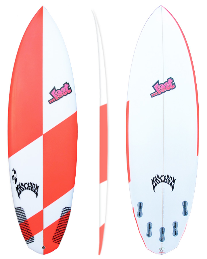 lost v3 rocket mayhem surfboard